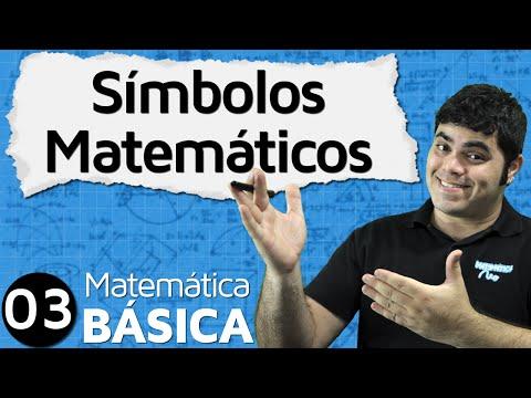 Símbolos Matemáticos | MAB #3