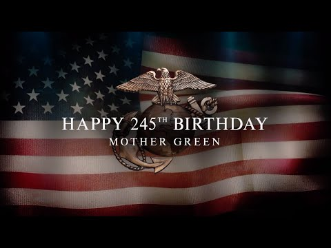 Bob Parsons Marine Corps Birthday Veterans Day Salute 2020 Youtube