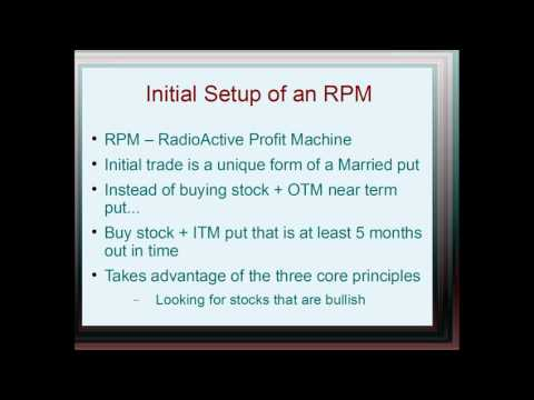 3 Core Principles of Trading and Married Put Comparisons