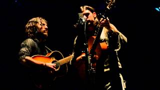 The Avett Brothers - Through My Prayers - Gainesville, FL 10-25-12
