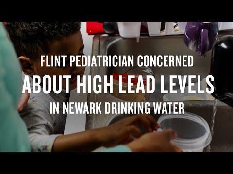 Déjà Vu: Flint Pediatrician Speaks About the Newark Water