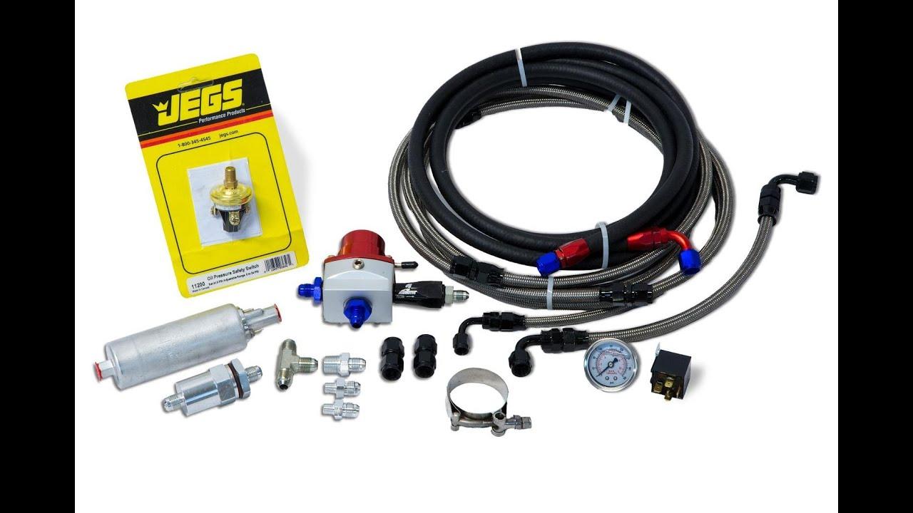 upp's c5/c6 fuel system install instructions
