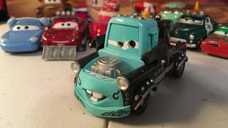 Disney Cars Heavy Metal Mater diecast review