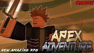 Next Best RPG On Roblox? | Apex Adventures
