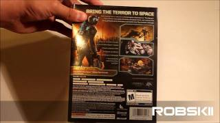 Dead Space 2 Collectors Edition Unboxing