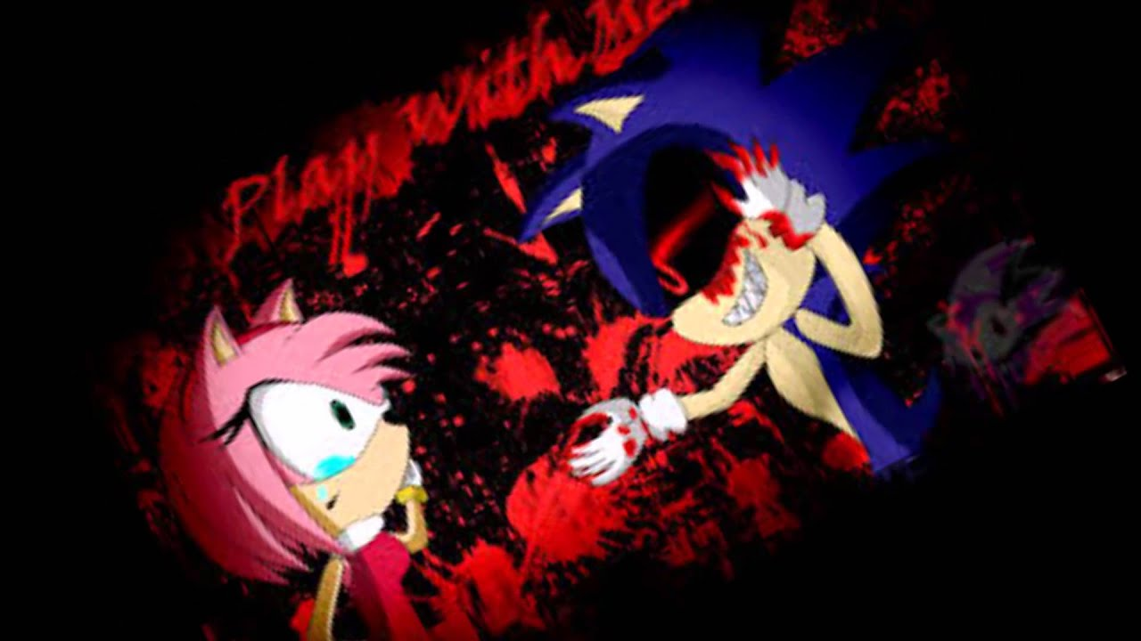 Sonic Exe And Tails Doll Five Nights At Freddys Song Happy