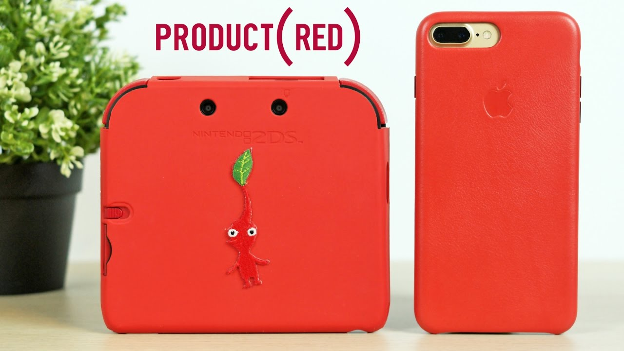 red nintendo 2ds red switch red iphone 7 plus everything is