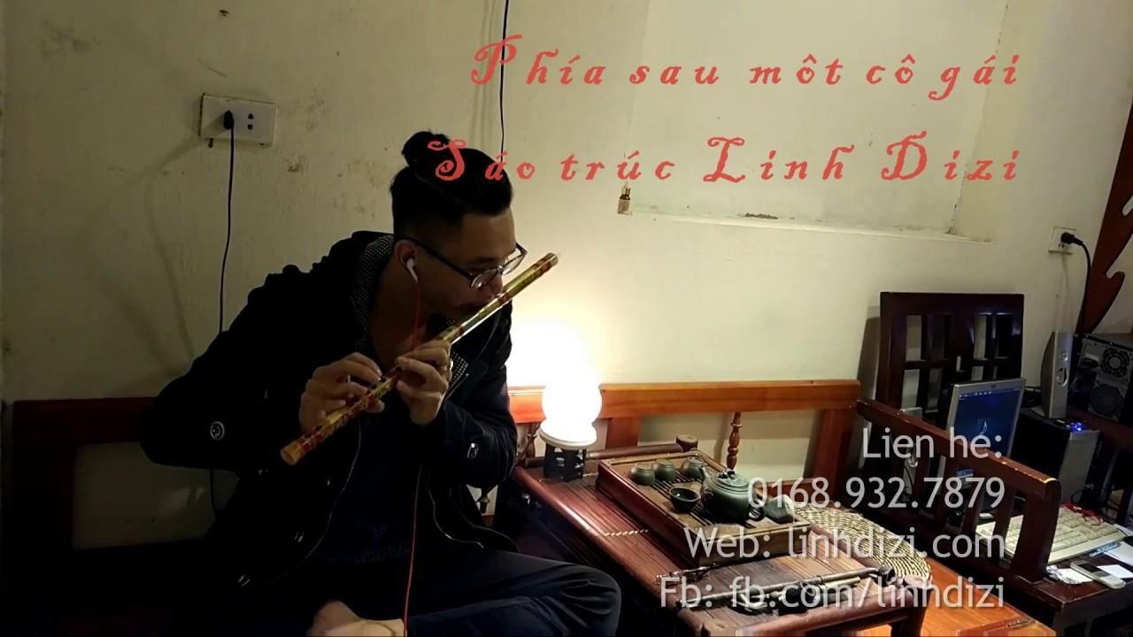 Download Phía Sau Một Cô Gái || Cover Linh Dizi || Mua Sáo: 038.932.7879