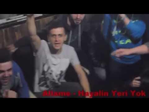 Allame - Hayalin Yeri Yok Acapella (Erzurum Konseri)