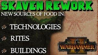 Skaven Food Rework  Hunting - New Norsca Hunts Treasure Hunt Rework   Total War Warhammer 2
