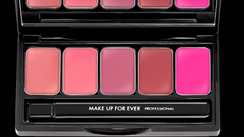 Le nuove Palette Rouge Artist by La Truccheriale MAKE UP FOR EVER ...