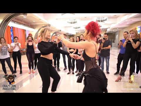Magda & Ana [Jay Ramirez - Me Provocas ] @ Moscow Bachata Weekend Nov 18