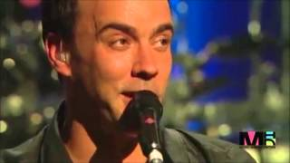 Dave Matthews Band - where are you going - Live VH1 Storytellers 2005