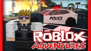 I AM THE POLICE!! ... | Roblox - Ultimate Driving #1