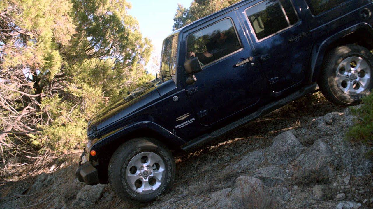 Jeep Wrangler Hillview Motors You