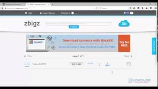 Download a Torrent as zip