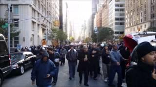 Muharram Jaloos 2014  in New York Manhattan