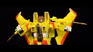 Hasbro - Transformers Masterpiece Sunstorm Review