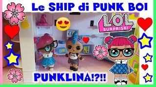 Baixar LE SHIP DI PUNK BOI e....LOLLINA!? Storie Lol Surprise By Lara e Babou