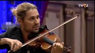 David Garrett: Enescu - Ballade for violin and orchestra op.4 A