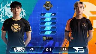 Team Flash vs ZD Esports [Vòng 3 - 03.08] - Đấu Trường Danh Vọng Mùa Đông 2019