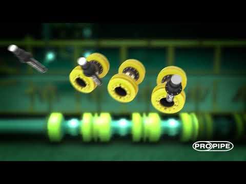 Propipe – Trident DeepBlue Pig Tracking Equipment