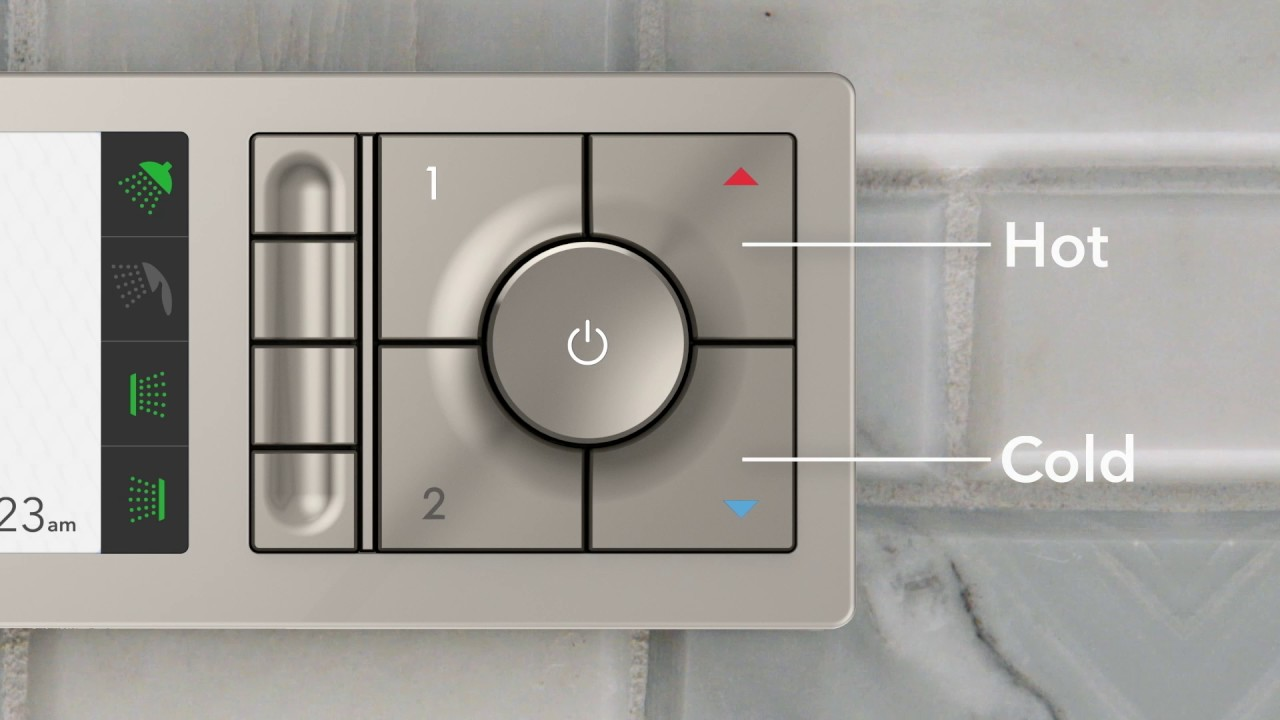 U By Moen Shower | How To Use Controller 4Function
