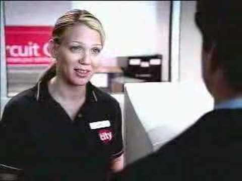 "Circuit City ""No Receipt"" Commercial 2002"