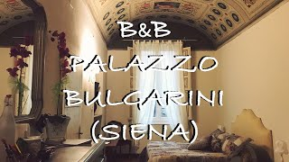 B&B Palazzo Bulgarini - Siena