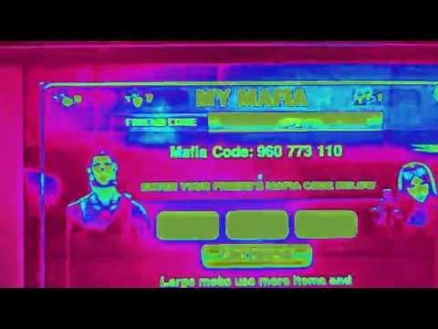 My Mafia Code For Crime City Code