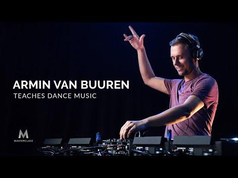 Armin van Buuren Teaches Dance Music | Official Trailer