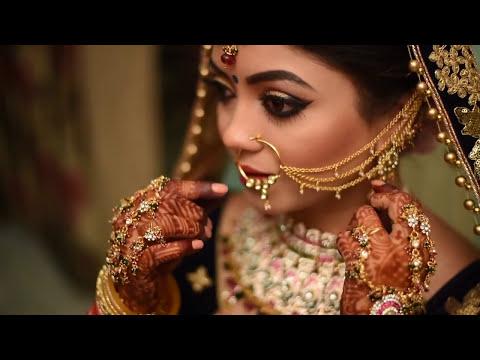 Bridal Makeup By Jitu Barman