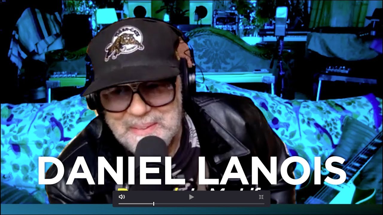 Download Daniel Lanois - Records In My Life (2021 Interview)