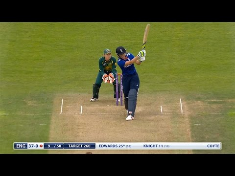 Women's Ashes highlights - England defeated in Bristol