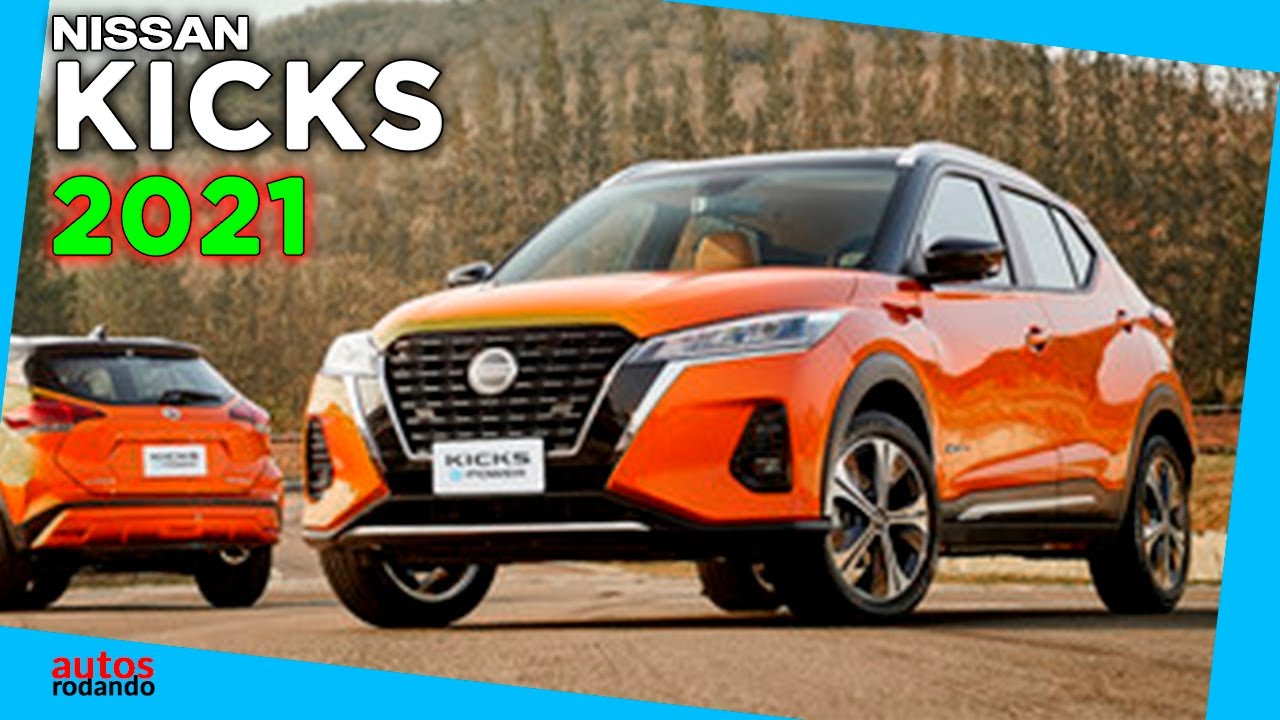 Nissan Kicks 2021 Llegara A Latinoamerica Youtube