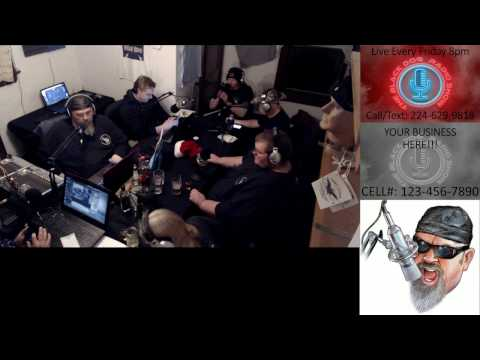 The Black Dog Radio Show Episode #74