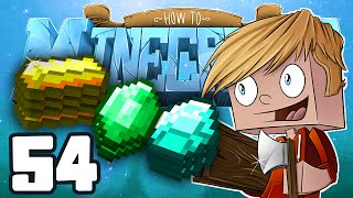 Minecraft: HOW TO MINECRAFT! 'THE CASINO!' Episode 54 (Minecraft 1.8 SMP)