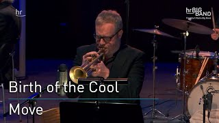 "Birth of the Cool: ""Move""   Frankfurt Radio Big Band   Jazz   Miles Davis"