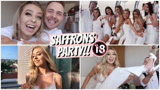 PARTY WITH US! SAFFRON'S 18TH BIRTHDAY PARTY!