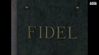 Le ceneri di Fidel Castro tumulate a Santiago de Cuba