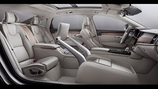 Volvo S90 Excellence-Lounge Console