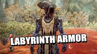 Remnant From The Ashes - How To Get Labyrinth Armor (Swamps of Corsus DLC)