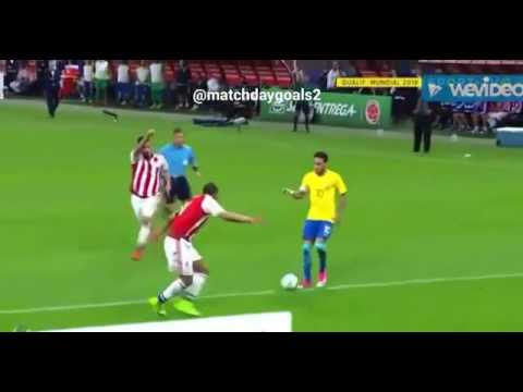 Download Brazil vs Paraguay 3-0 - Highlights and All Goals #WCQualifiers 29.03.2017