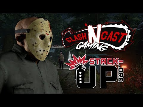 Raising Money for Veterans! | New Map, New Jason, New Counselor! | 13 Hour Friday the 13th Stream!