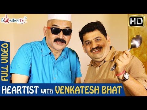 Chef Venkatesh Bhat talks about Queen Elizabeth and Rajinika