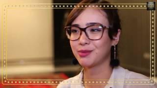 Pamela Bowie Ngomongin GADIS Sampul