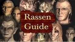 Skyrim Guide - Rassen wählen (Welcher Charakter passt zu dir?) #1
