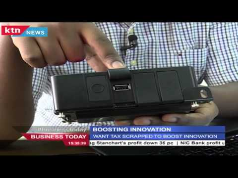 Business Today: Booting innovation in Kenya's Engineering Industry