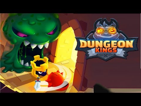 Dungeon Kings Android/iOS - Dungeon Crawler Games Gameplay ᴴᴰ