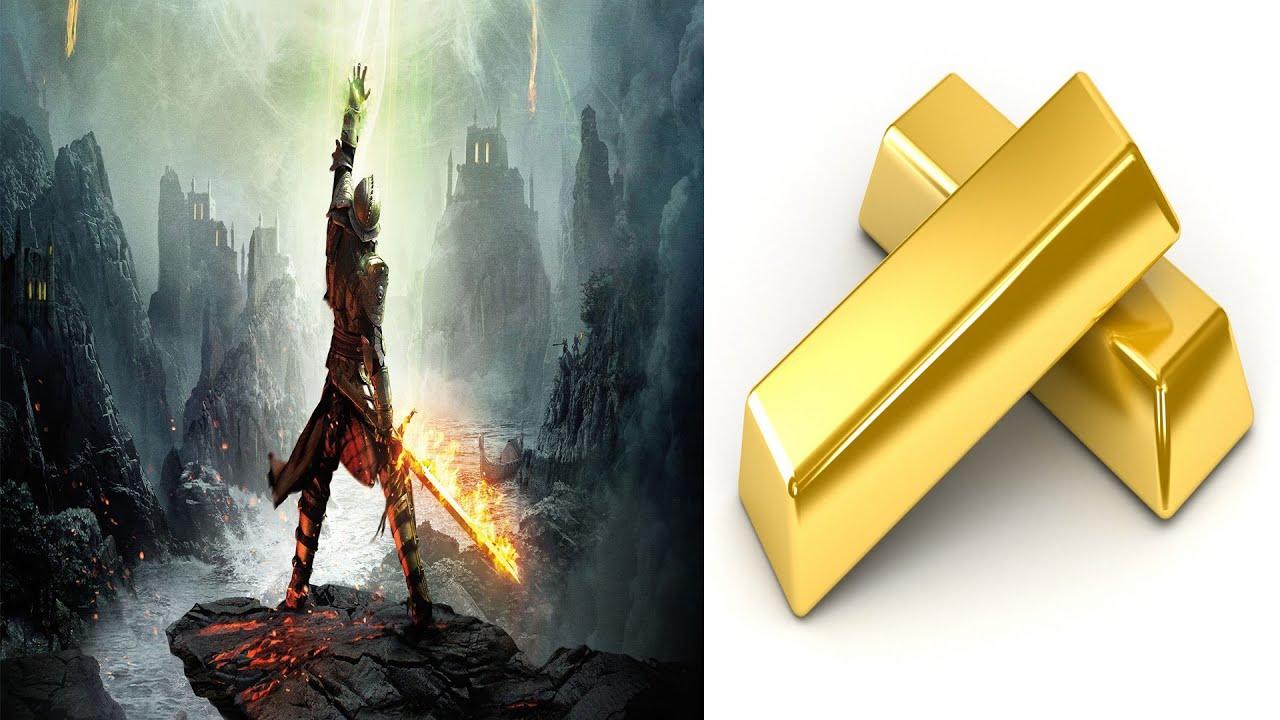 Fast gold in dragon age inquisition deca de 100 mg de organon